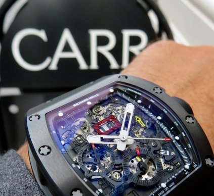Richard Mille Chrono