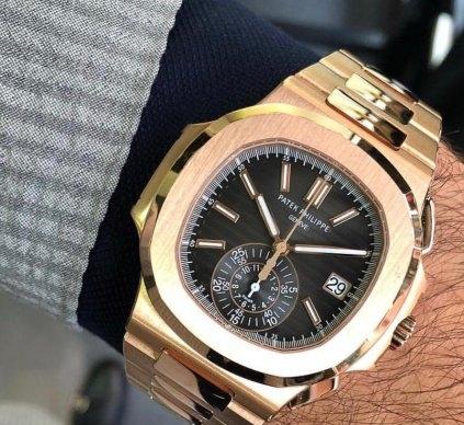 5980/1R-001 Patek Philippe Rose Gold