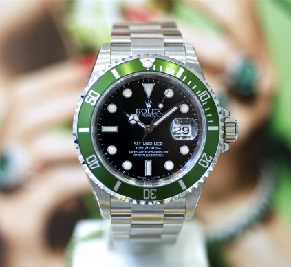 Rolex Submariner Date Steel 16610LV