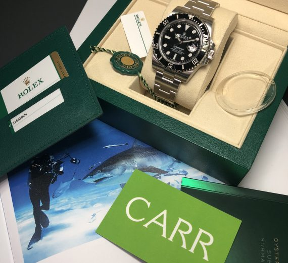 2018 New Submariner 116610