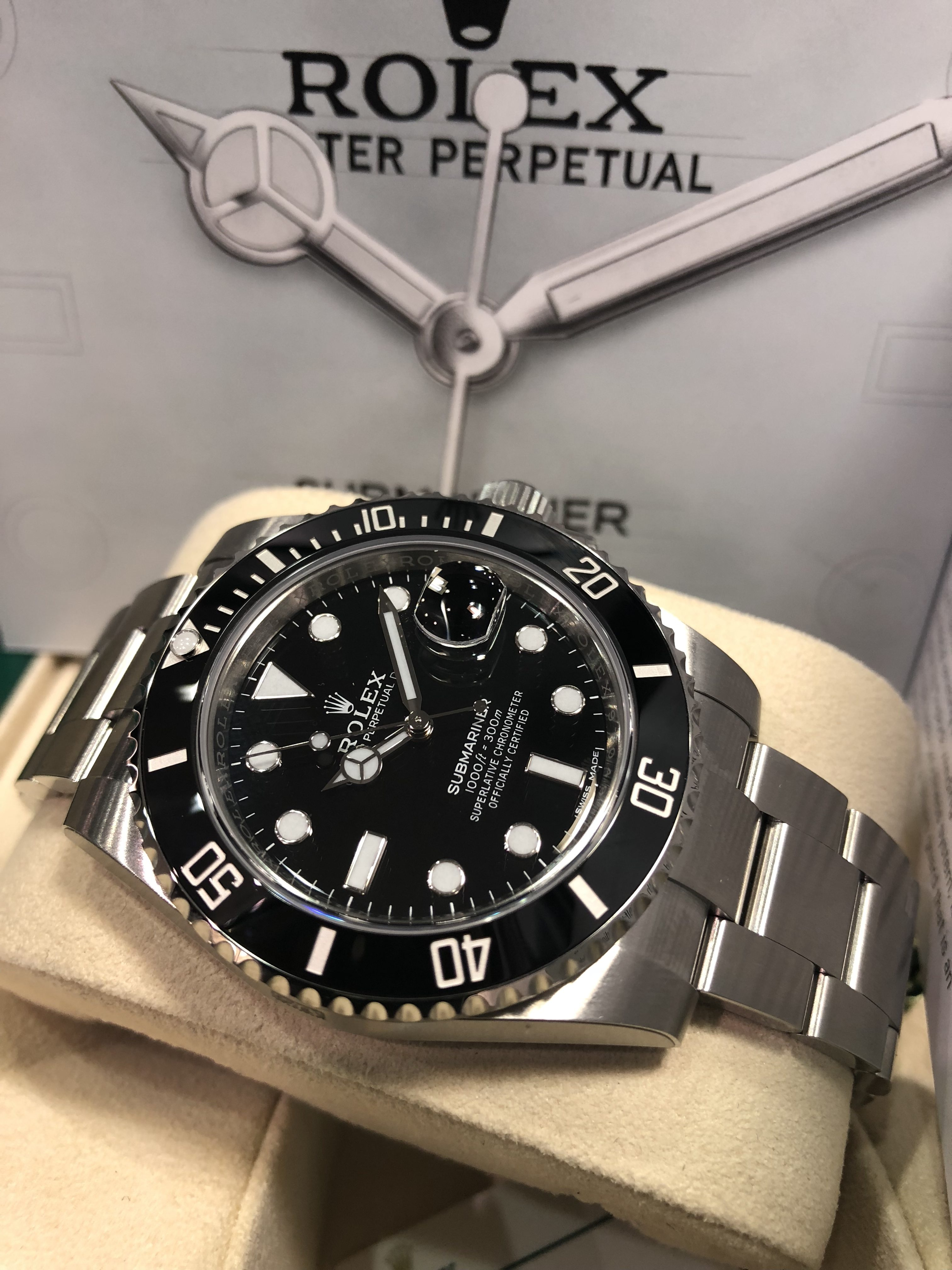 Rolex Submariner Date 116610ln Carr Watches