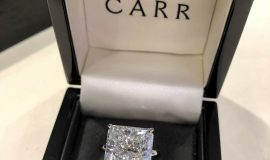 Glamarous diamond ring for yours truly