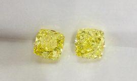 Fine Natural Yellow Diamonds