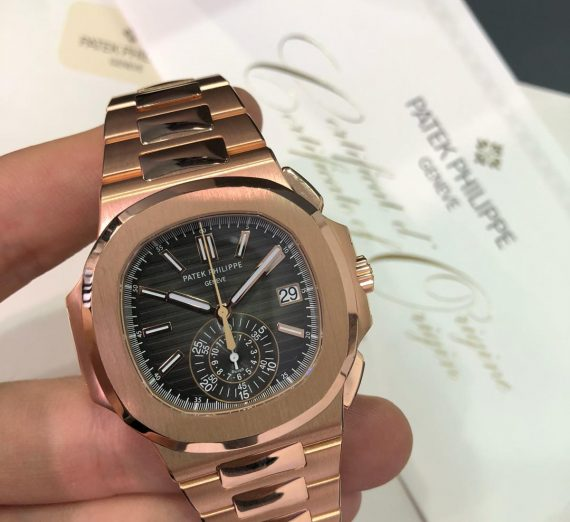 Patek Nautilis ROSE GOLD 5