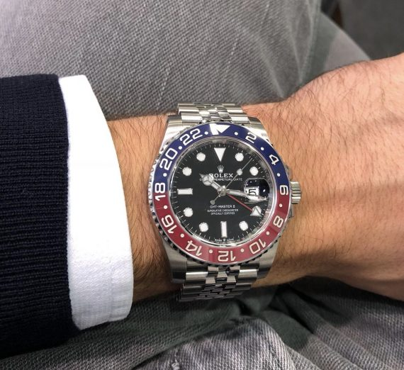 Reserved GMT II Pepsi 2018