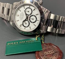 Rolex Cosmograph Daytona with a EL Primero Movement by Zenith