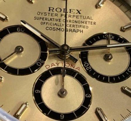 Vintage Zenith Rolex Daytona Dial
