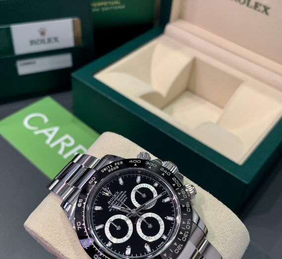 ROLEX DAYTONA STAINLESS STEEL WITH THE CERAMIC BEZEL 3