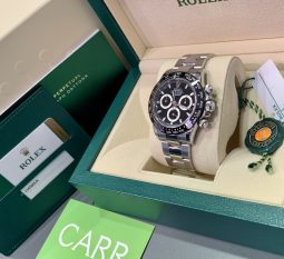 ROLEX DAYTONA STAINLESS STEEL WITH THE CERAMIC BEZEL 5