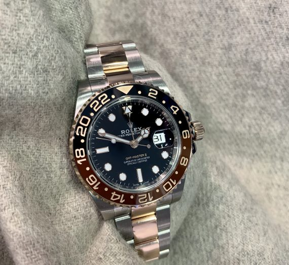 ROLEX GMT II 'ROOTBEER' 126711 CHNR 1