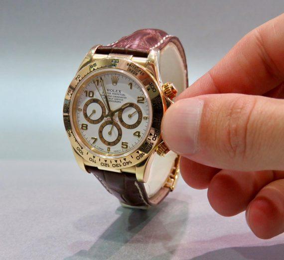 Rolex Gold Zenith Daytona 2