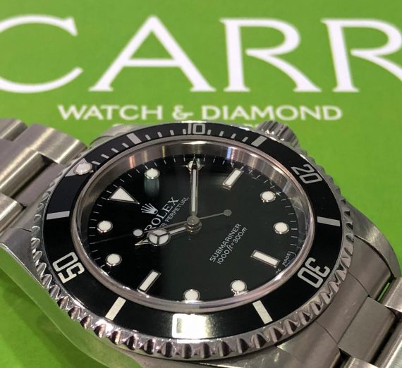 Rolex Submariner Non Date 6