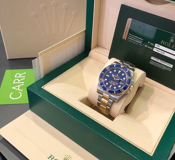 Rolex Submariner Steel & Gold b 2