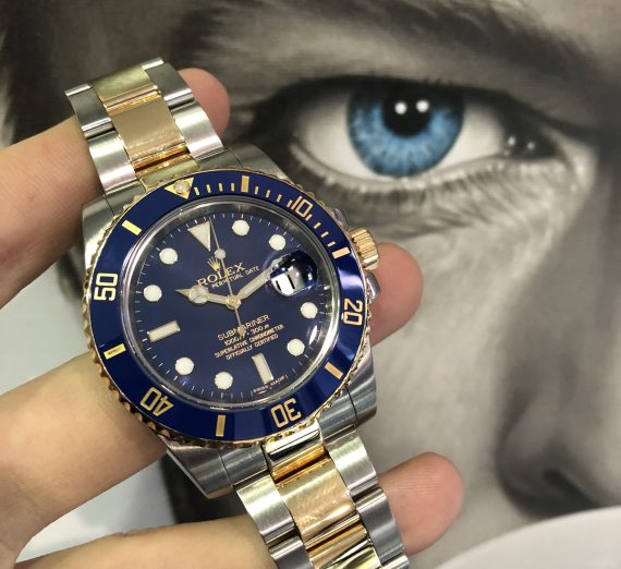 Rolex Submariner Steel & Gold b 4