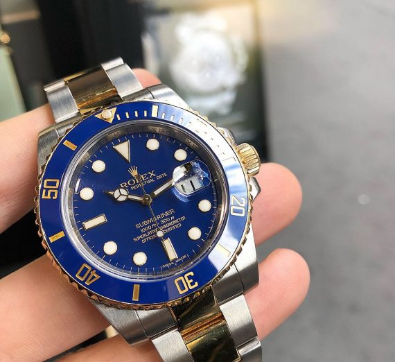 Rolex Submariner Steel & Gold b