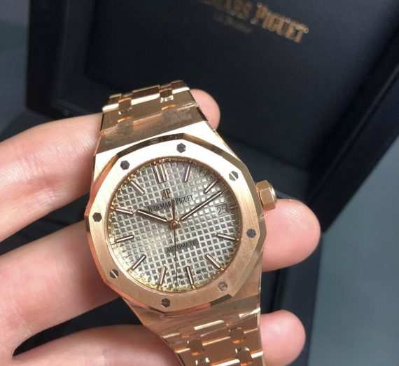 Rose Gold Audemars Piguet 1