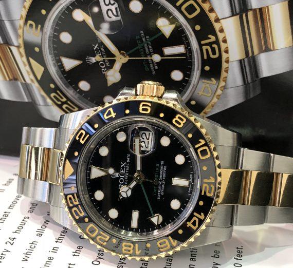 STEEL & GOLD GMT