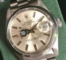 Vintage Rolex rare logo dial from 1979