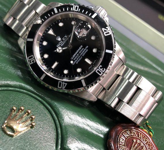 Rolex Submariner 16610 2