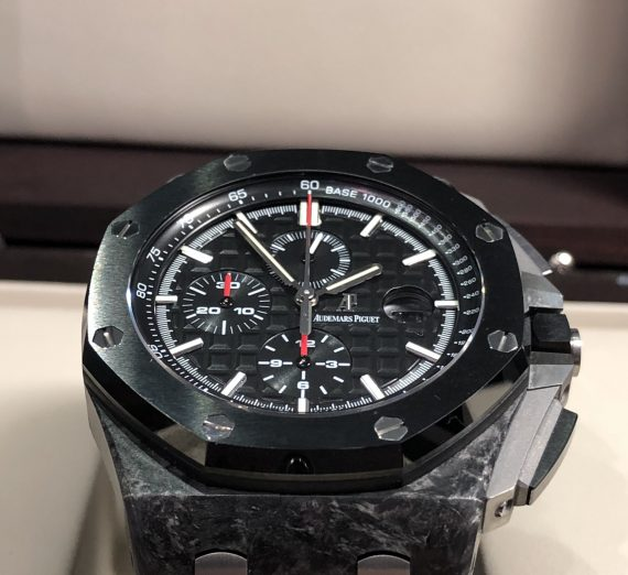 Royal Oak Offshore Carbon 9
