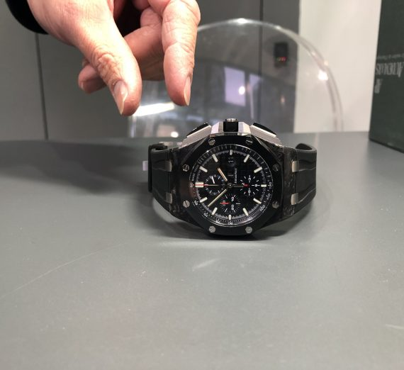 Royal Oak Offshore Carbon 10