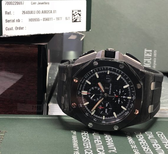 Royal Oak Offshore Carbon 4