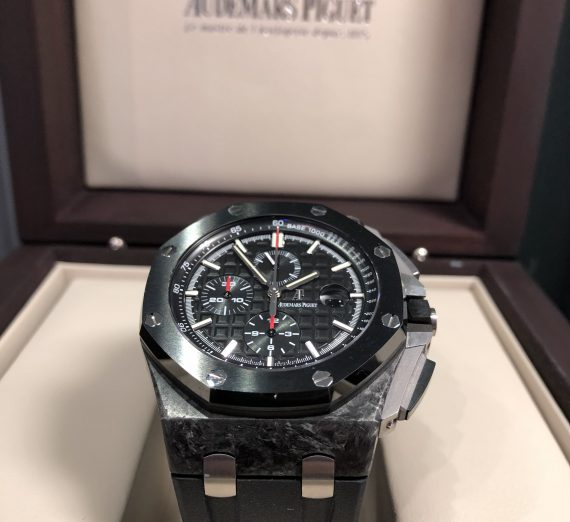 Royal Oak Offshore Carbon 7
