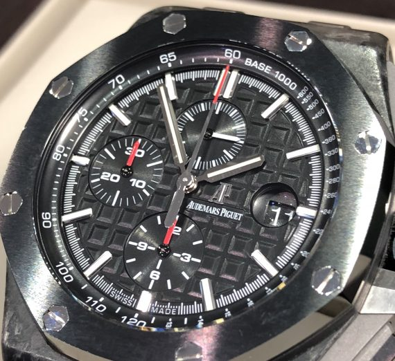 Royal Oak Offshore Carbon 8