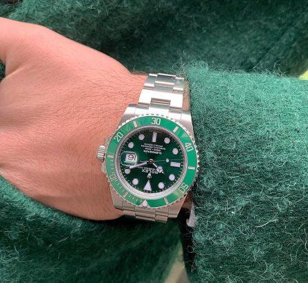 Submariner Hulk 116610LV