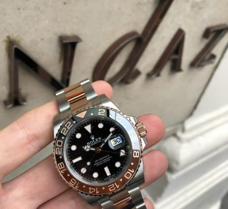 Rootbeer GMT Master II 126711CHNR
