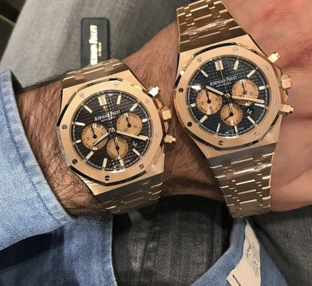 Audemars Piguet Royal Oak Rose Gold 26331OR.OO1220OR.02