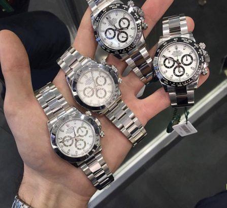 Rolex Daytona Stainless Steel 116500LN 116520