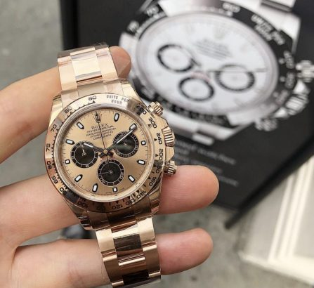 Rolex 116508 Cosmograph Daytona Yellow Gold