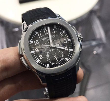 Aquanaut Travel Time 5164A Patek Philippe