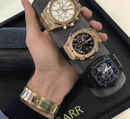 Audemars Piguet - Hublot - Richard Mille