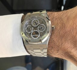 Audemars Piguet Royal Oak Quantum Perpetual Skeleton 25829SP