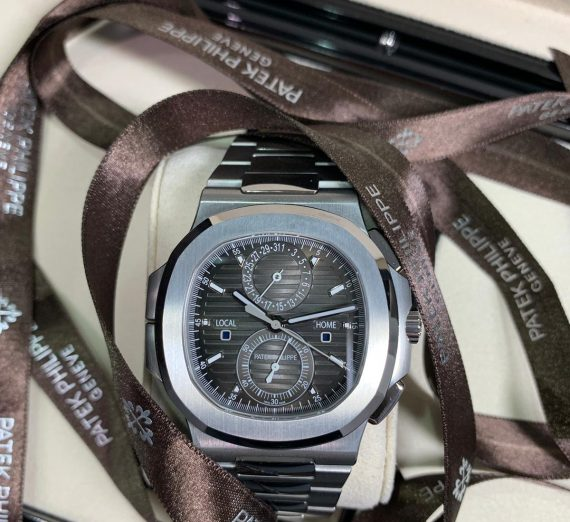 Patek Philipe Nautilus World Time 5990 2