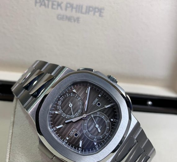 Patek Philipe Nautilus World Time 5990 4