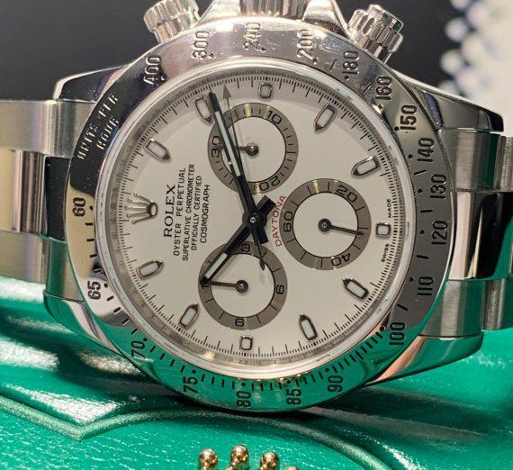 Rolex cosmograph daytona 116520 11