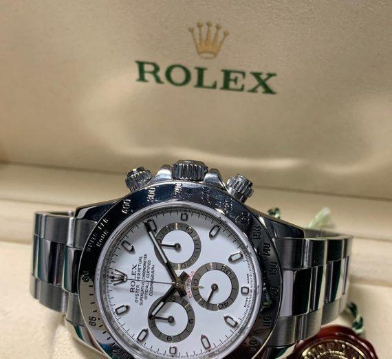 Rolex cosmograph daytona 116520 7