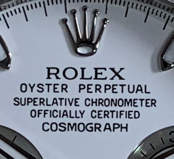 Rolex cosmograph daytona 116520 8