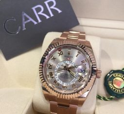 326935 Rolex Sky-Dweller Rose Gold