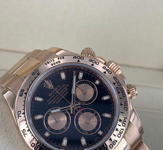 Rolex cosmograph Daytona 116505 1