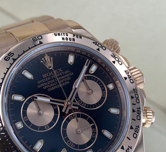 Rolex cosmograph Daytona 116505 3