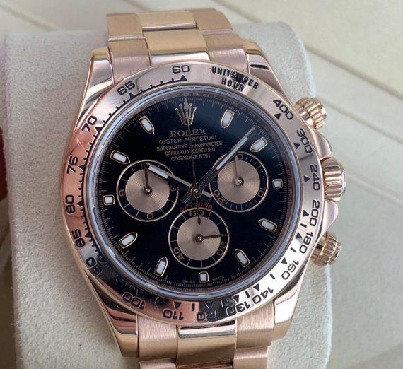 Rolex cosmograph Daytona 116505 4