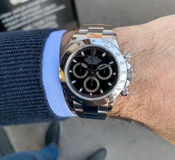 Rolex cosmograph Daytona 116520 16