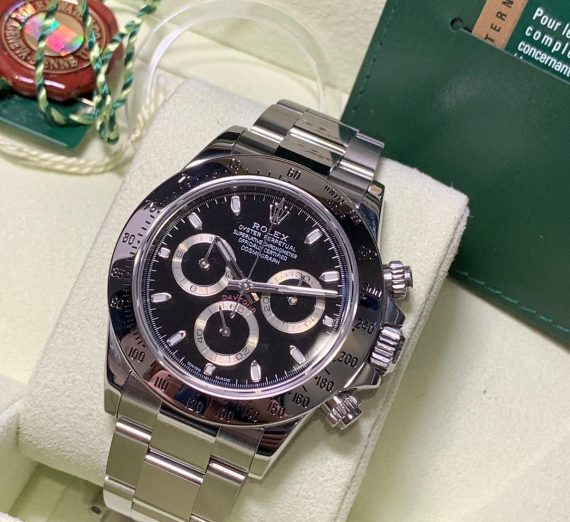 Rolex cosmograph Daytona 116520 19