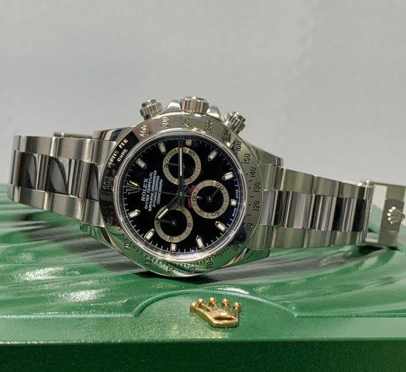 Rolex cosmograph Daytona 116520 21