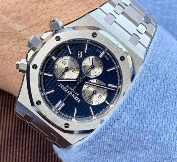 AUDEMARS PIGUET ROYAL OAK 26331ST.OO.1220ST.01 1