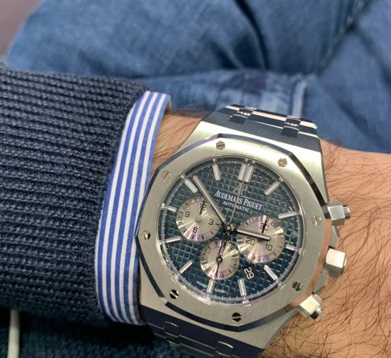 AUDEMARS PIGUET ROYAL OAK 26331ST.OO.1220ST.01 3
